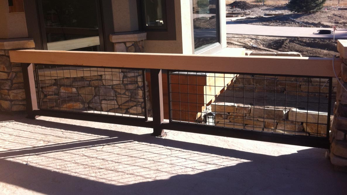 Deck, Patio Railing ...
