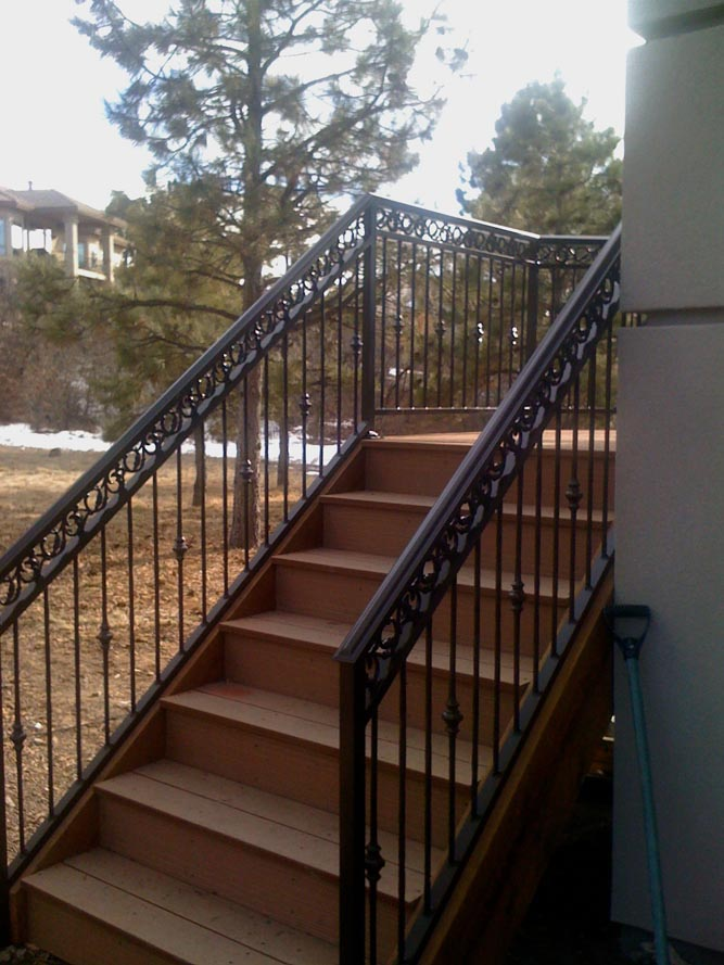 Taylored Iron, Custom Iron Works Taylored for You, Colorado Front ...
