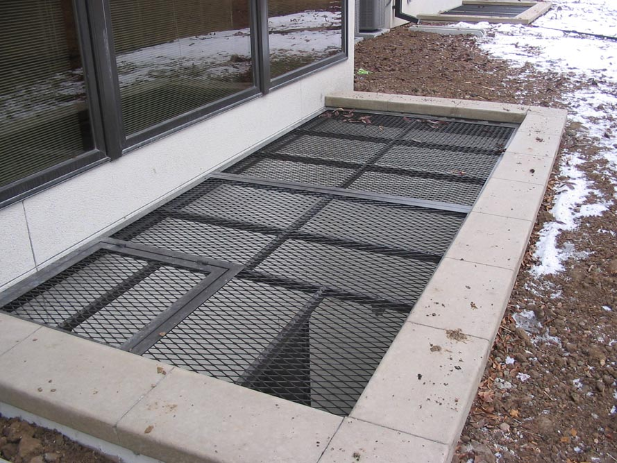 Window Well Grate