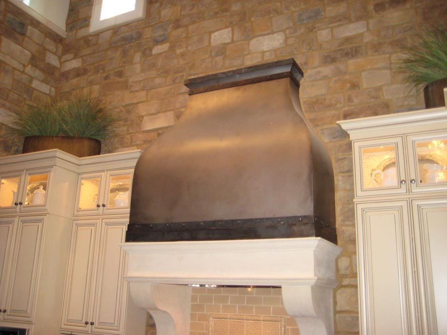 Kitchen Range, Stove Hood 2