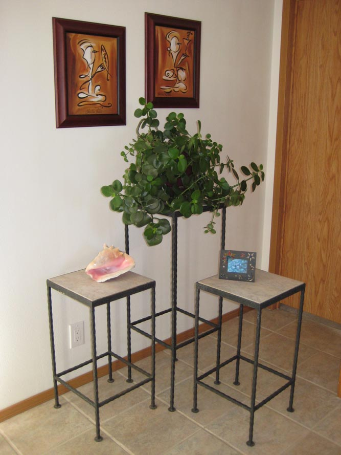 Table Base, Plant Stand