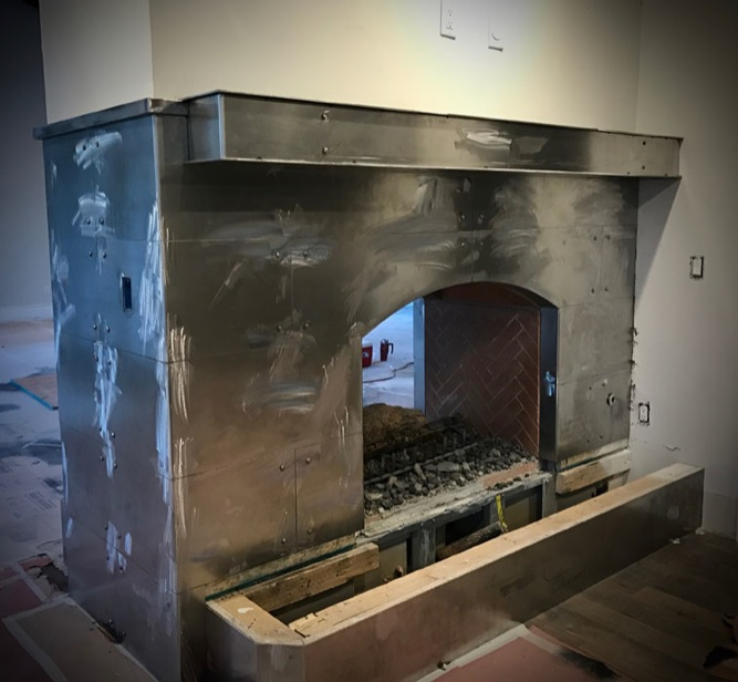 interior fire place surround
