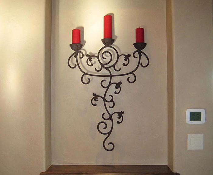 Wall Sconce, Candelabra