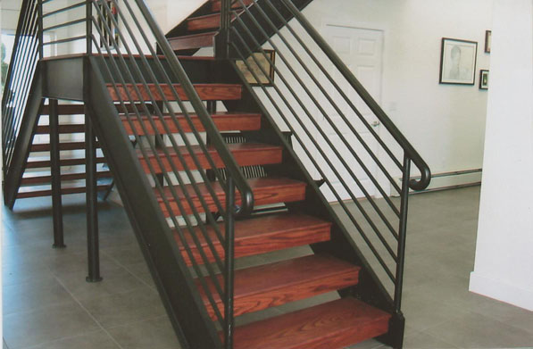 Charmant Spiral Stairs 1, Steel Stairways 2, Wood Treads ...